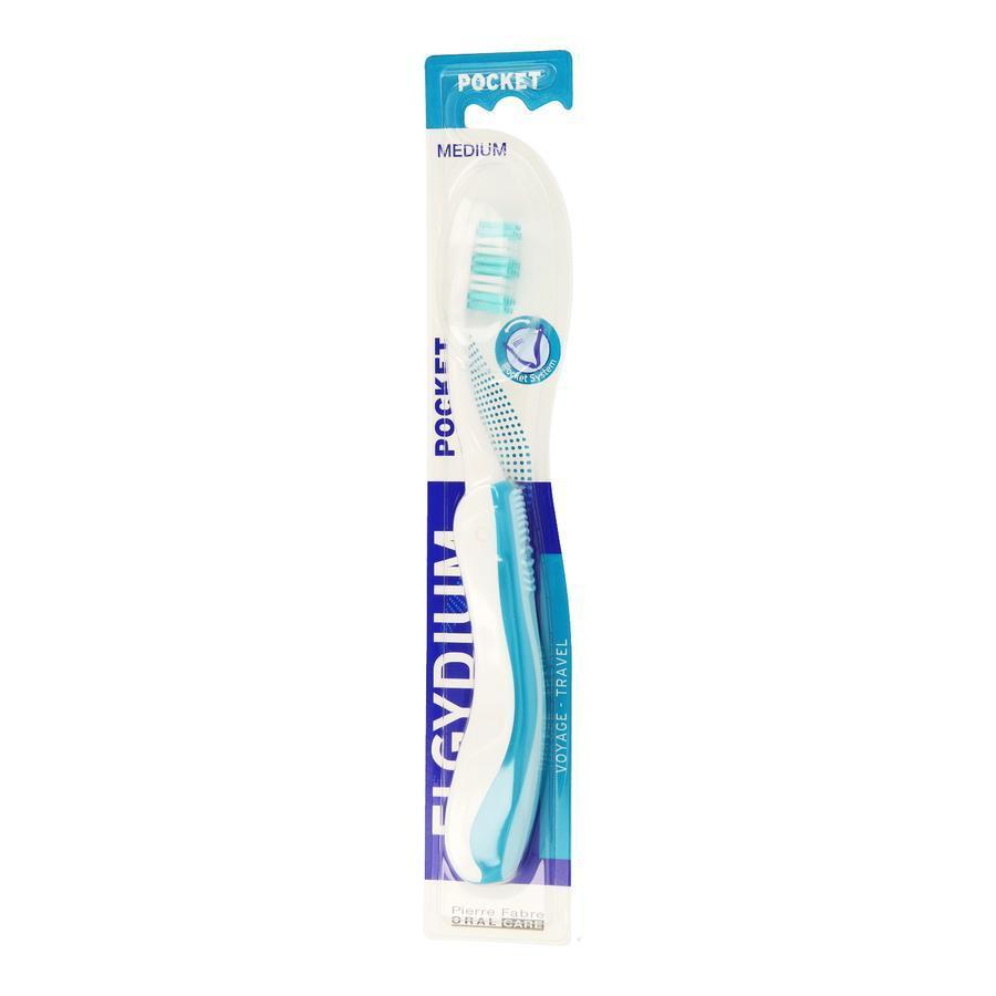 Elgydium Pocket tandenborstel M