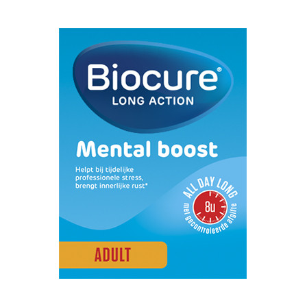 Image of Biocure intellect LA mental boost