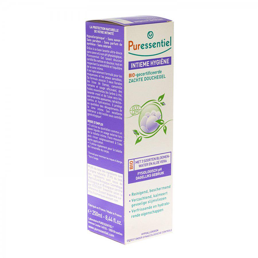 Image of Puressentiel Bio Intieme hygiëne
