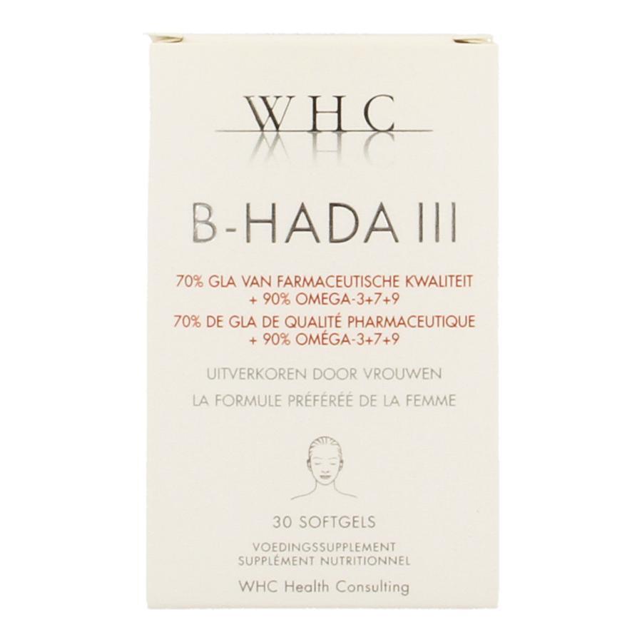 Image of WHC B-HADA III