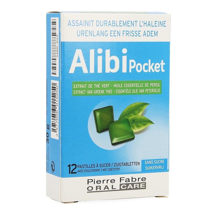 Image of Alibi Pocket