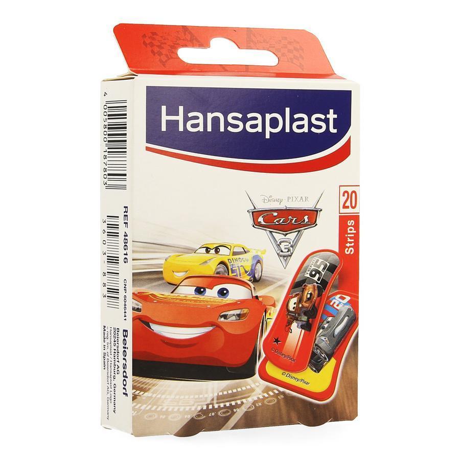 Image of Hansaplast Cars
