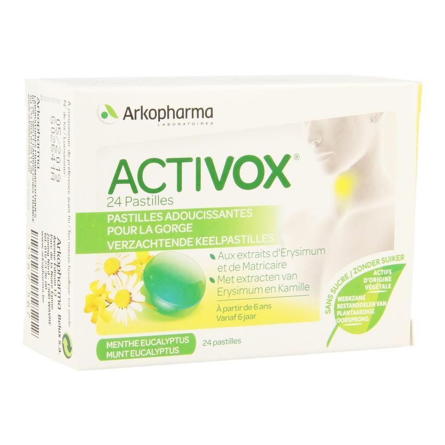 Image of Activox Munt Eucalyptus