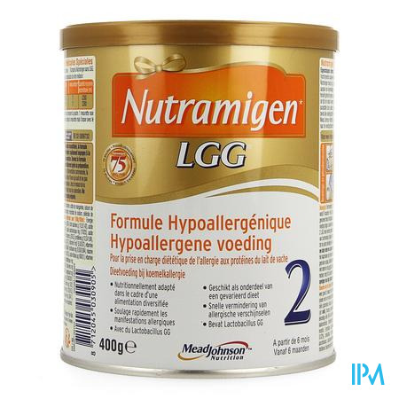 Image of Nutramigen 2 LGG 6mois+
