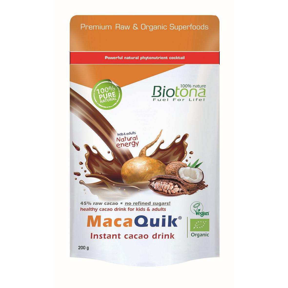 Biotona MacaQuick