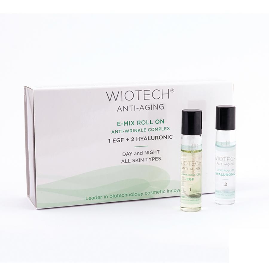 Wiotech EGF+HA anti-aging roll-on