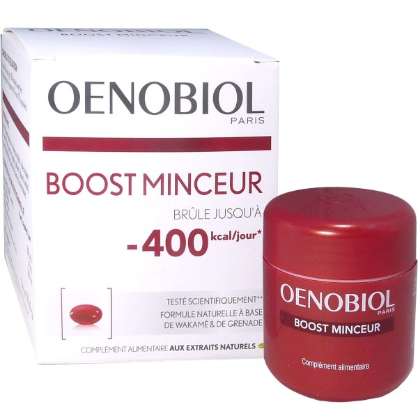 Image of Oenobiol Boost Minceur