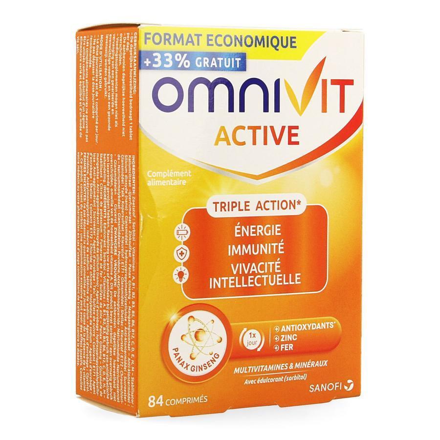 Image of Omnivit Active