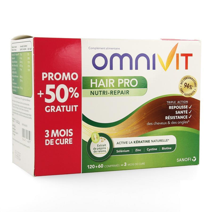 Image of Omnivit Hair Pro Nutri-Repair