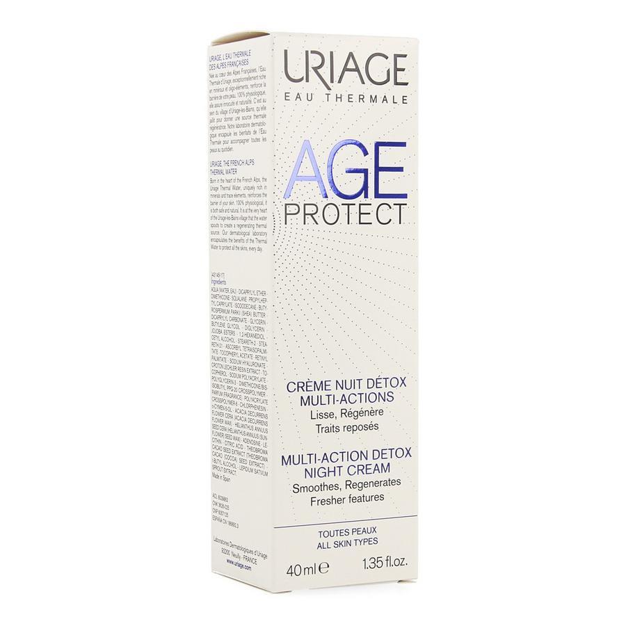 Image of Uriage Age Protect crème de nuit detox