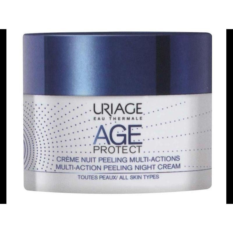 Image of Uriage Age Protect crème peeling de nuit