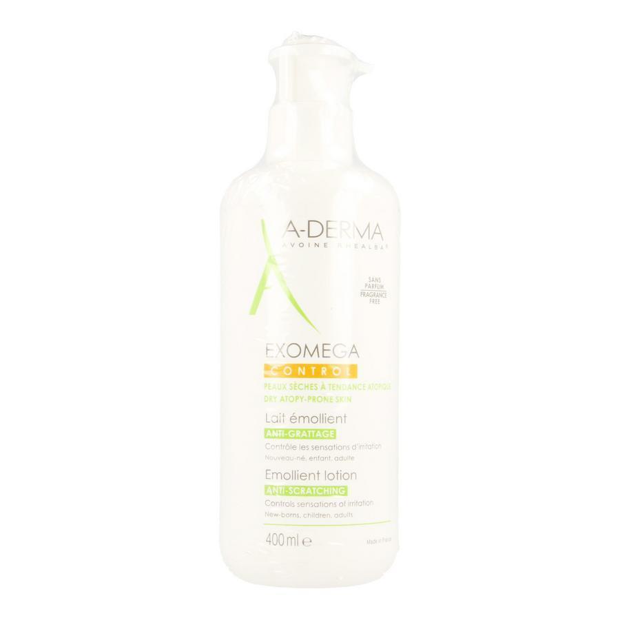 Image of A-Derma Control lait émollient
