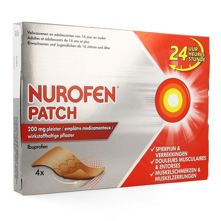 Image of Nurofen Patch 200mg
