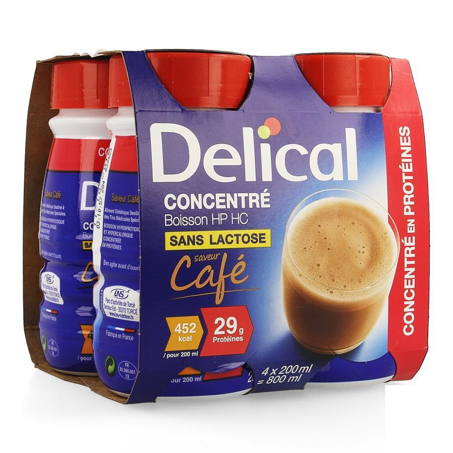 Image of Delical concentré café