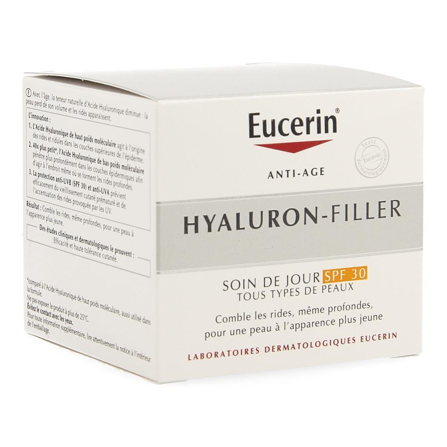 Image of Eucerin Anti-age Hyaluron-Filler Dag SPF30