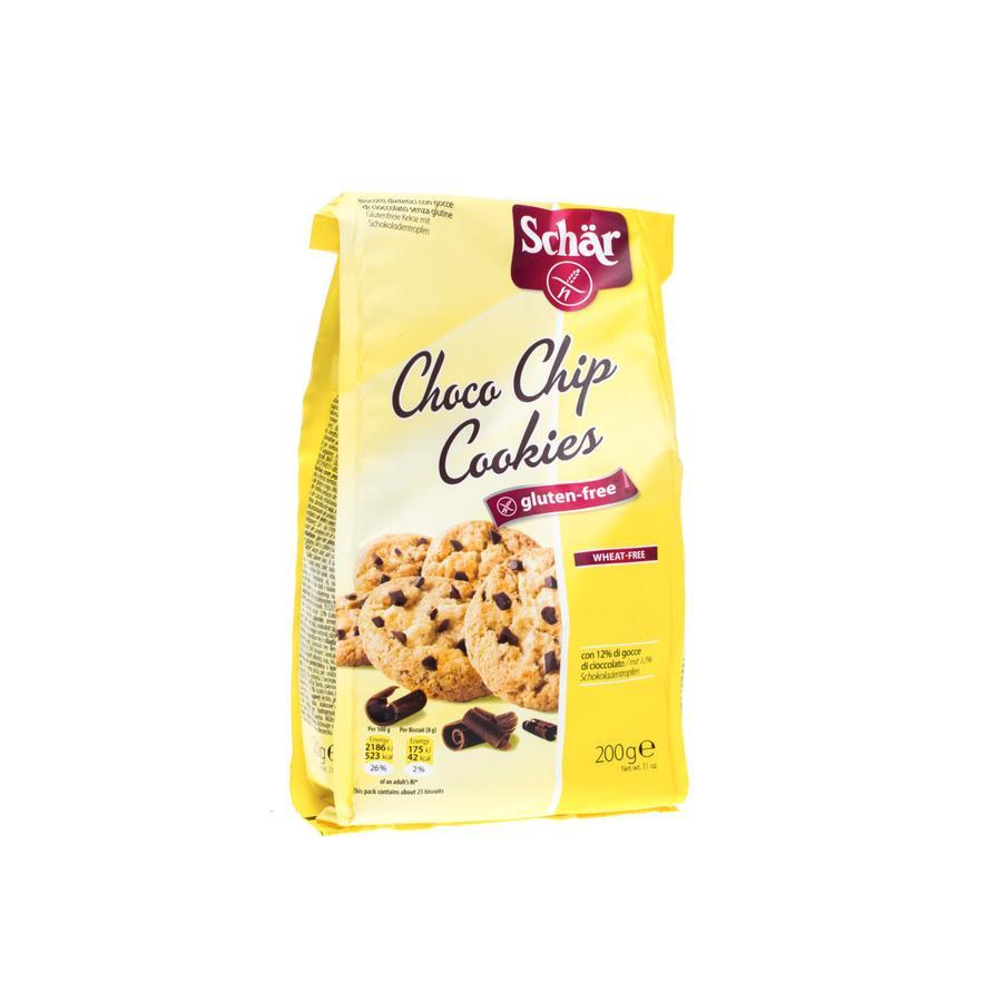Image of Schär biscuits aux pépites de chocolat