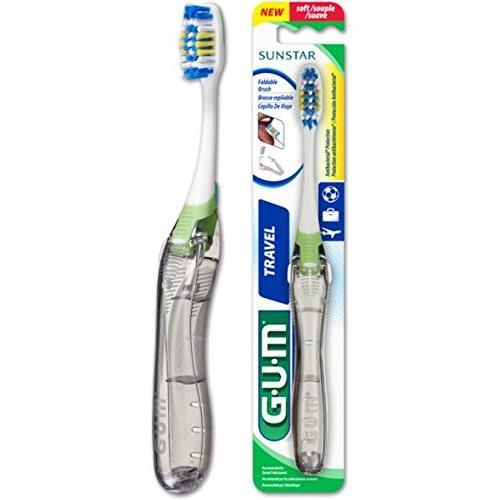 Image of GUM brosse à dents de voyage