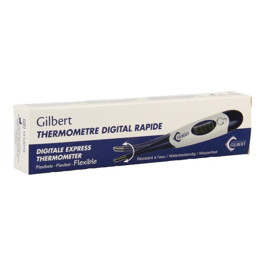 Gilbert digitale thermometer met flexibele tip