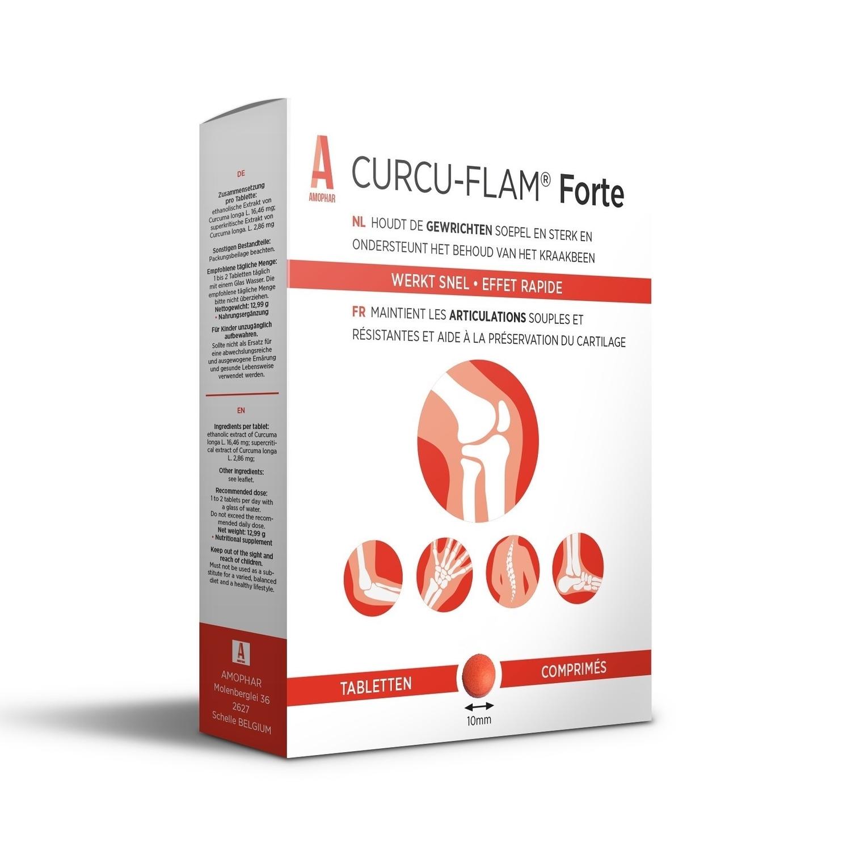 Image of 3D Pharma Curcu-Flam forte