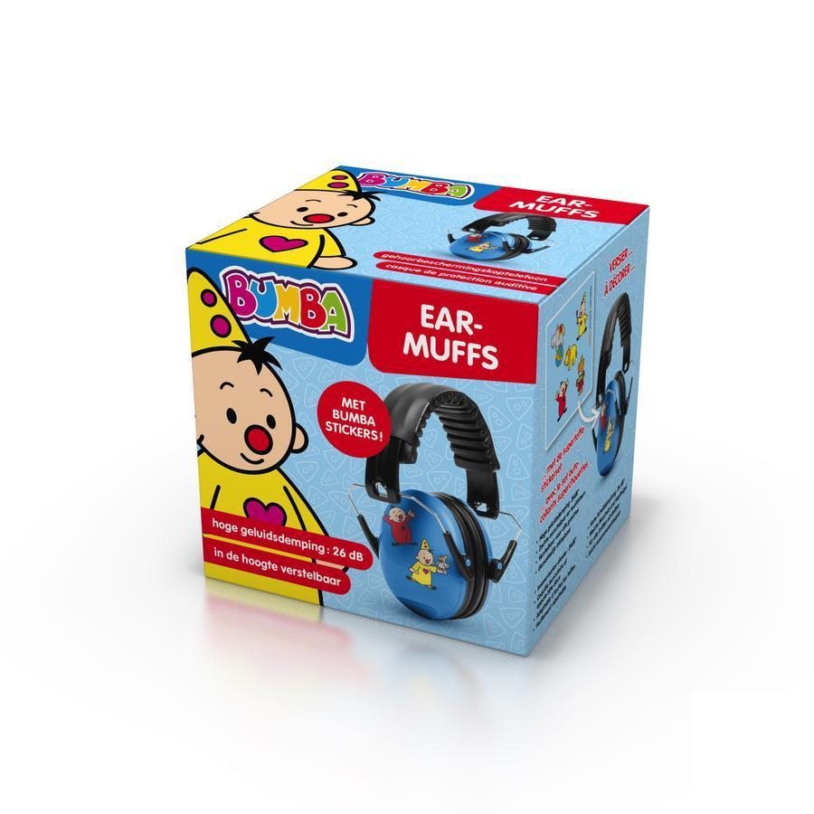 Image of EarMuffs Protection auditive Bumba bleu