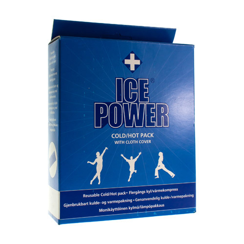 Image of Ice Power Cold/Hot pack + hoes