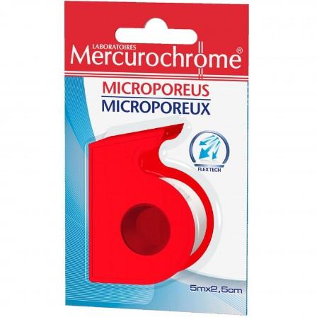 Image of Mercurochrome Hechtpleister 2,5cmx5m