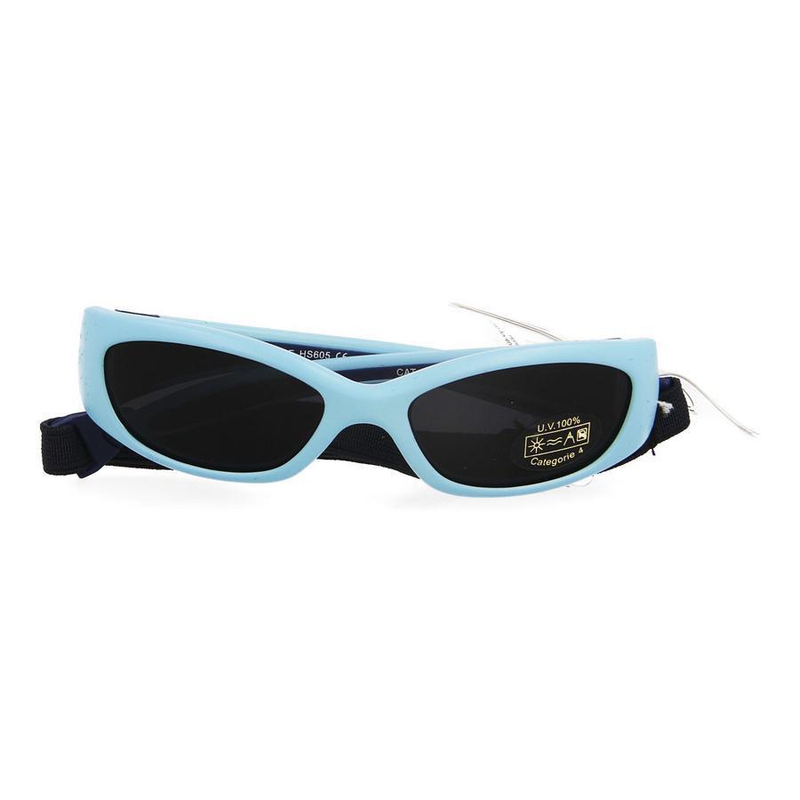 Babyssime zonnebril voor baby's 12-24 maanden blauw