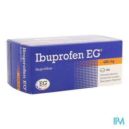 Image of Ibuprofen EG 400mg