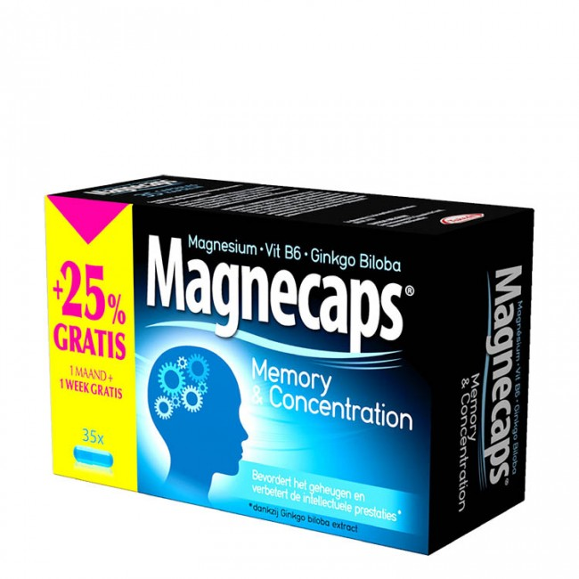 Image of Magnecaps Memory & Concentration Promo