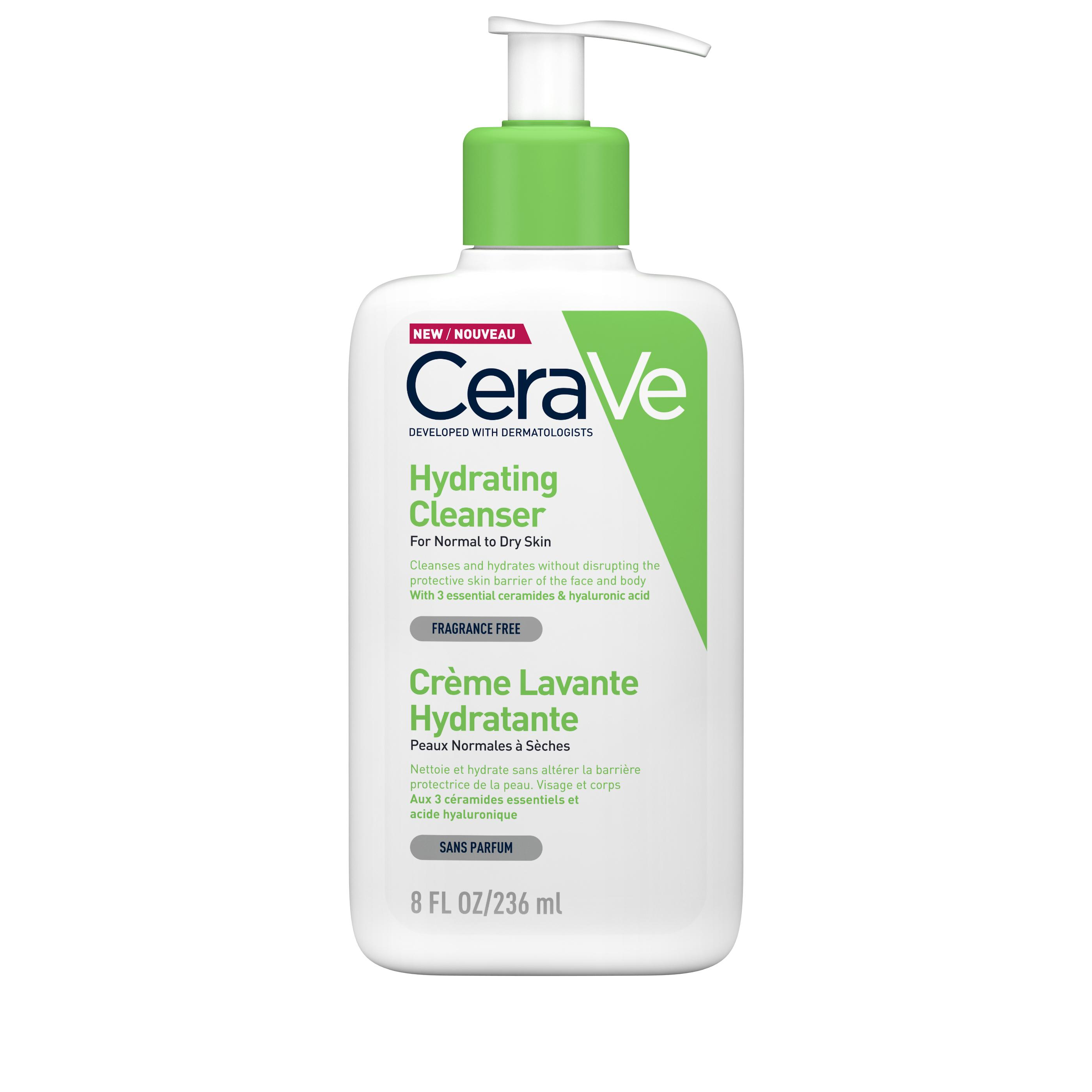 Image of Cerave Hydraterende reinigingscrème