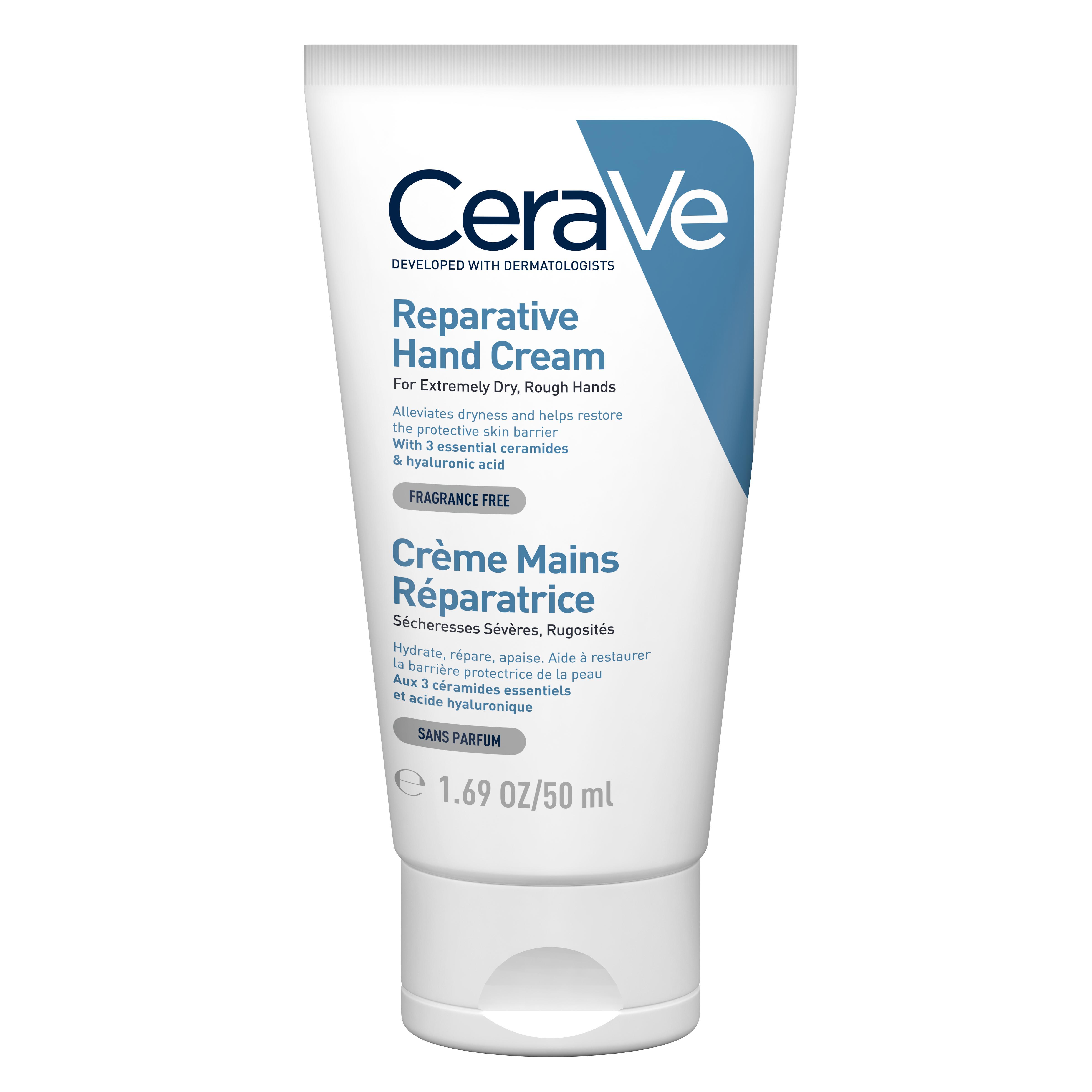 Image of Cerave crème mains réparatrice
