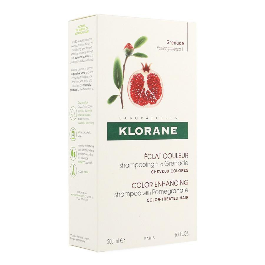 Klorane Shampoo met Granaatappel