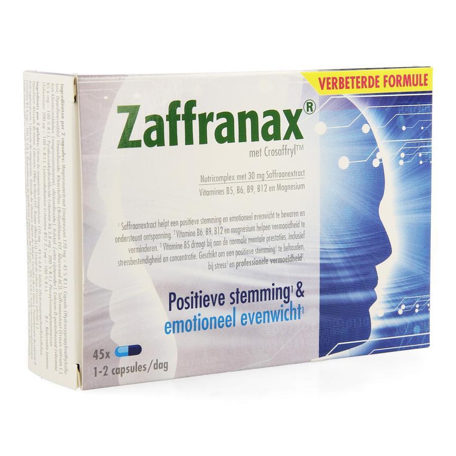 Image of Zaffranax NF