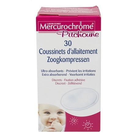 Mercurochrome Pitchoune zoogkompres