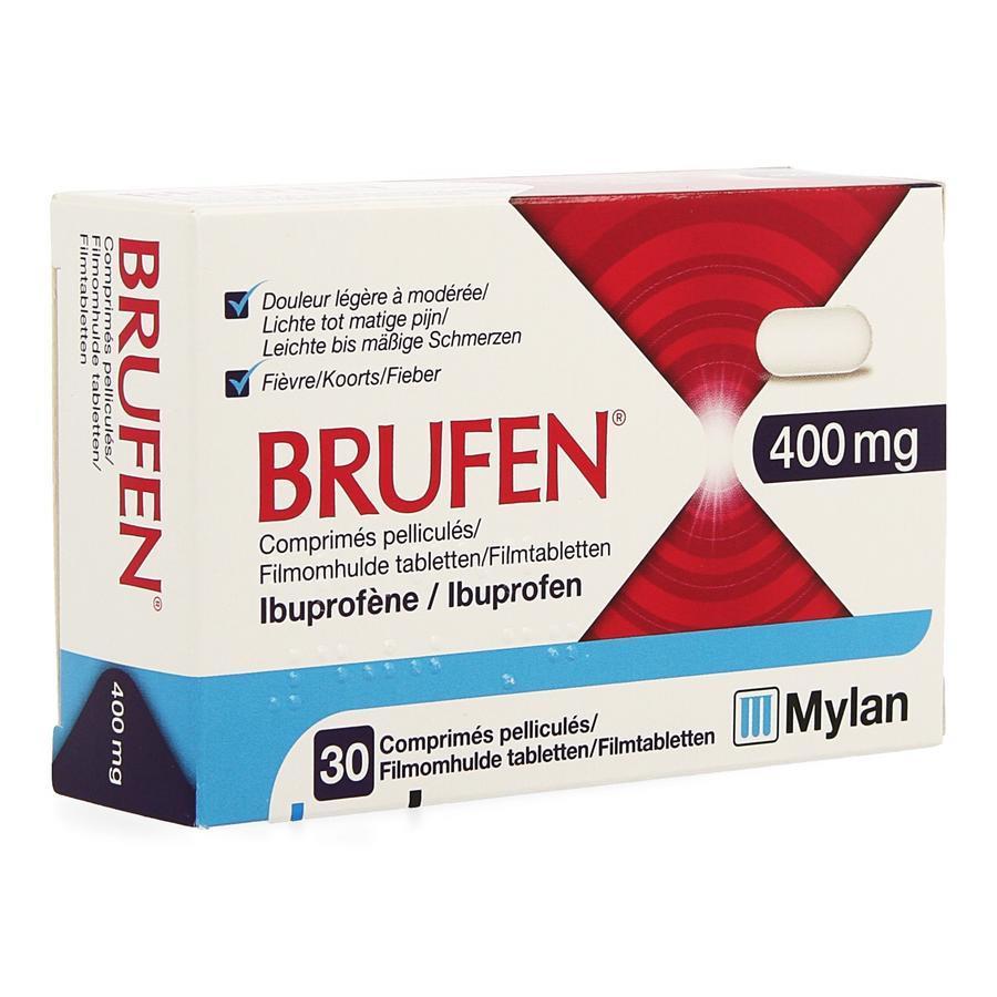 Image of Mylan Brufen 400mg