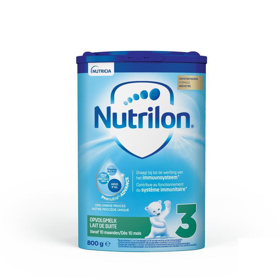 Image of Nutrilon 3 Pronutra Advance lait de suite
