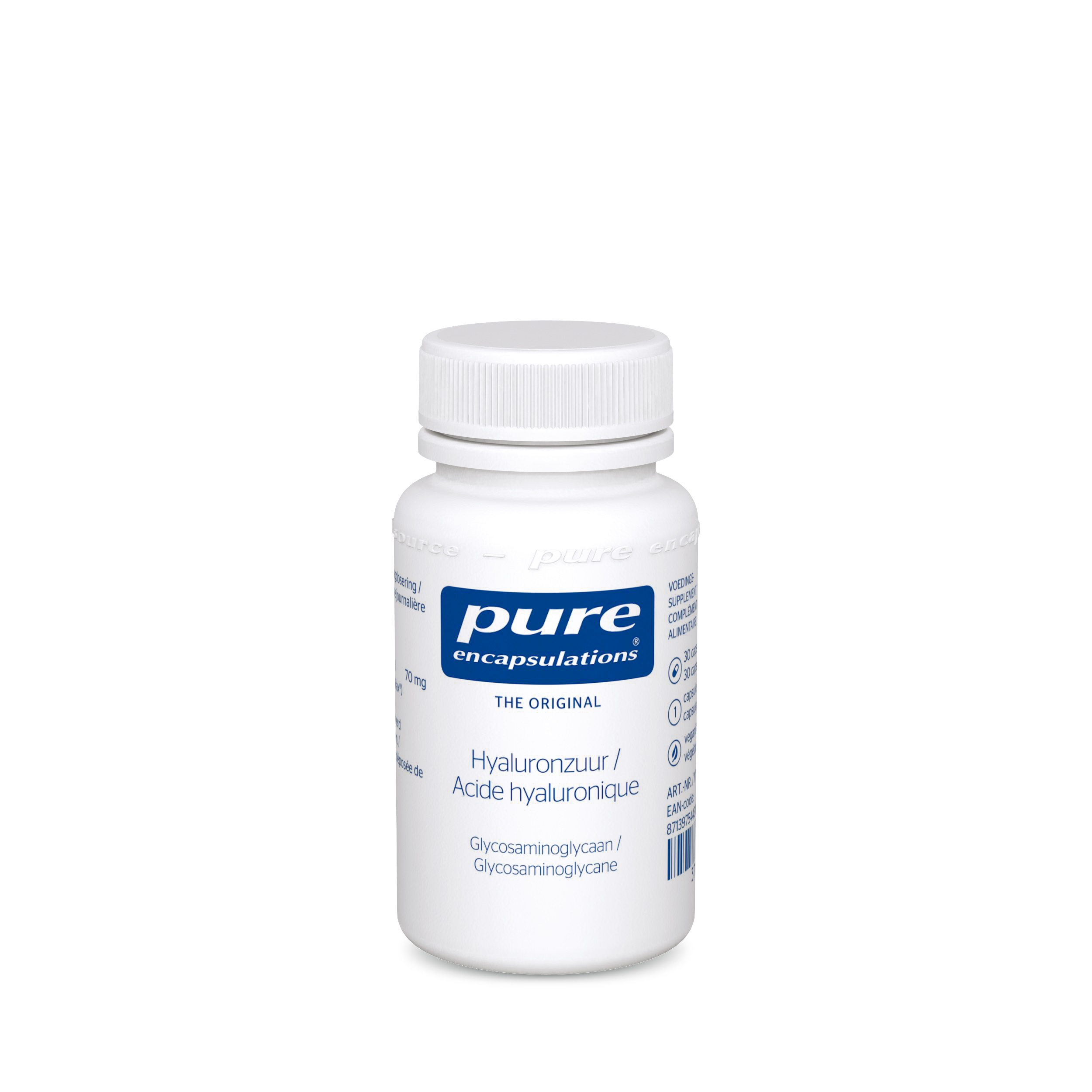 Image of Pure Encapsulations acide hyaluronique