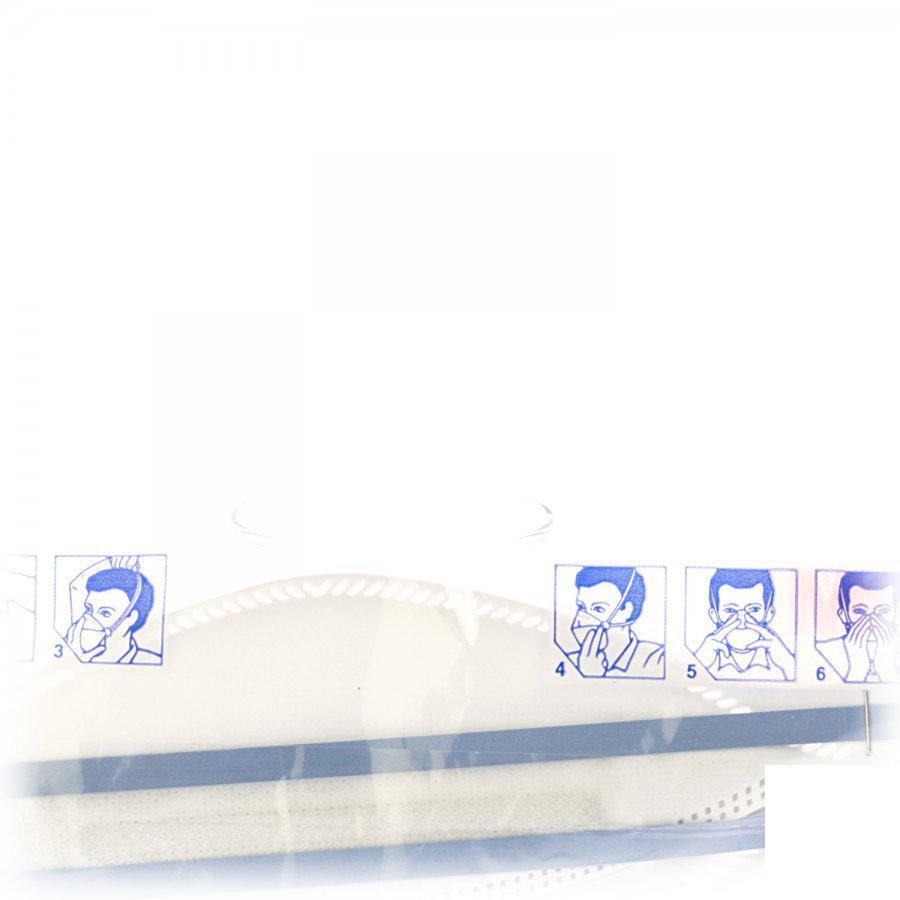 Image of 3M masque respiratoire FFP2 1862