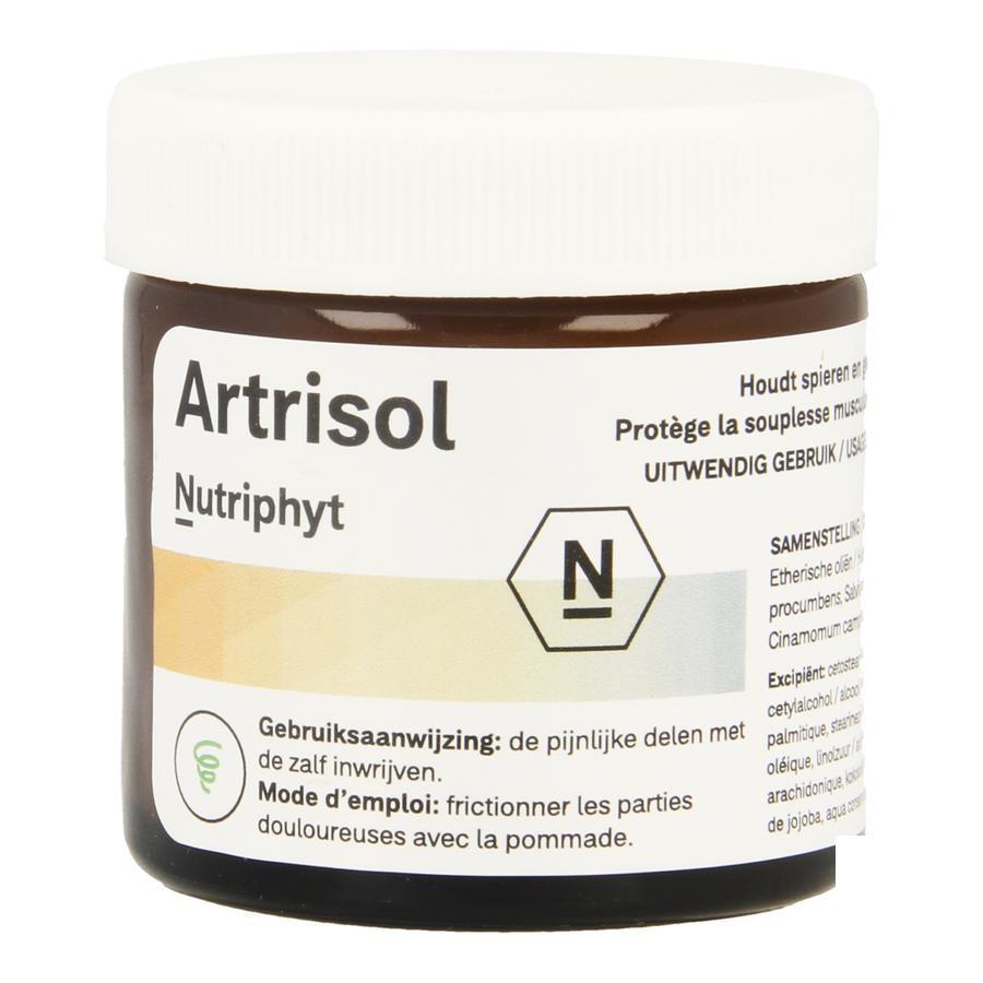 Image of Artrisol pommade Nutriphyt