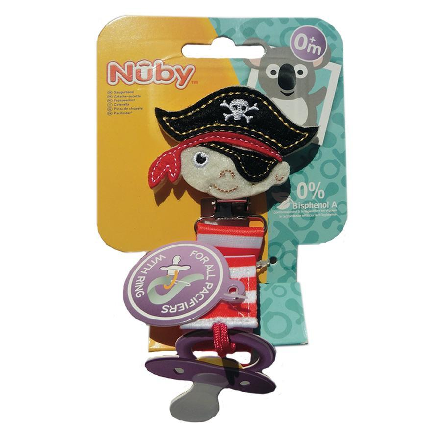 Image of NUBY ATTACHE-SUCETTES PACIFINDER