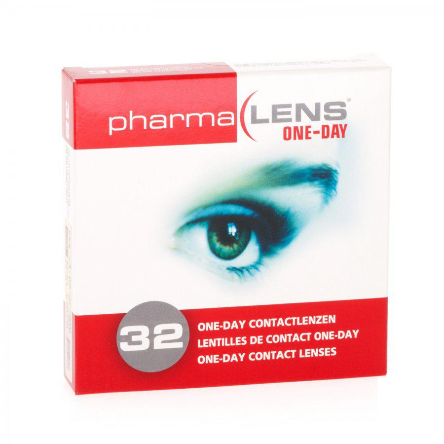 Pharmalens One-Day Daglens Soepel Sterkte -3.00 Lenzen 32