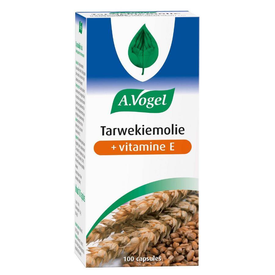 A.Vogel Tarwekiemolie + vitamine E
