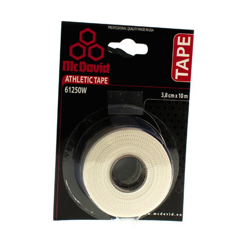 Image of McDavid Athletic tape wit 3,8cm