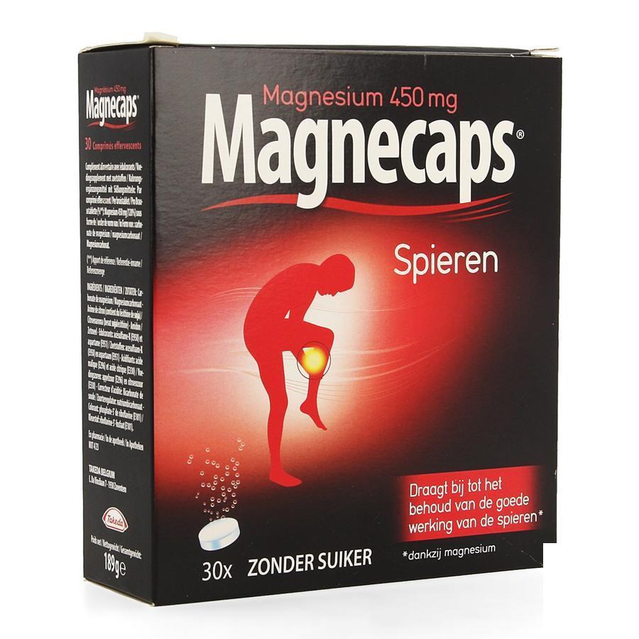 Image of Magnecaps Spieren