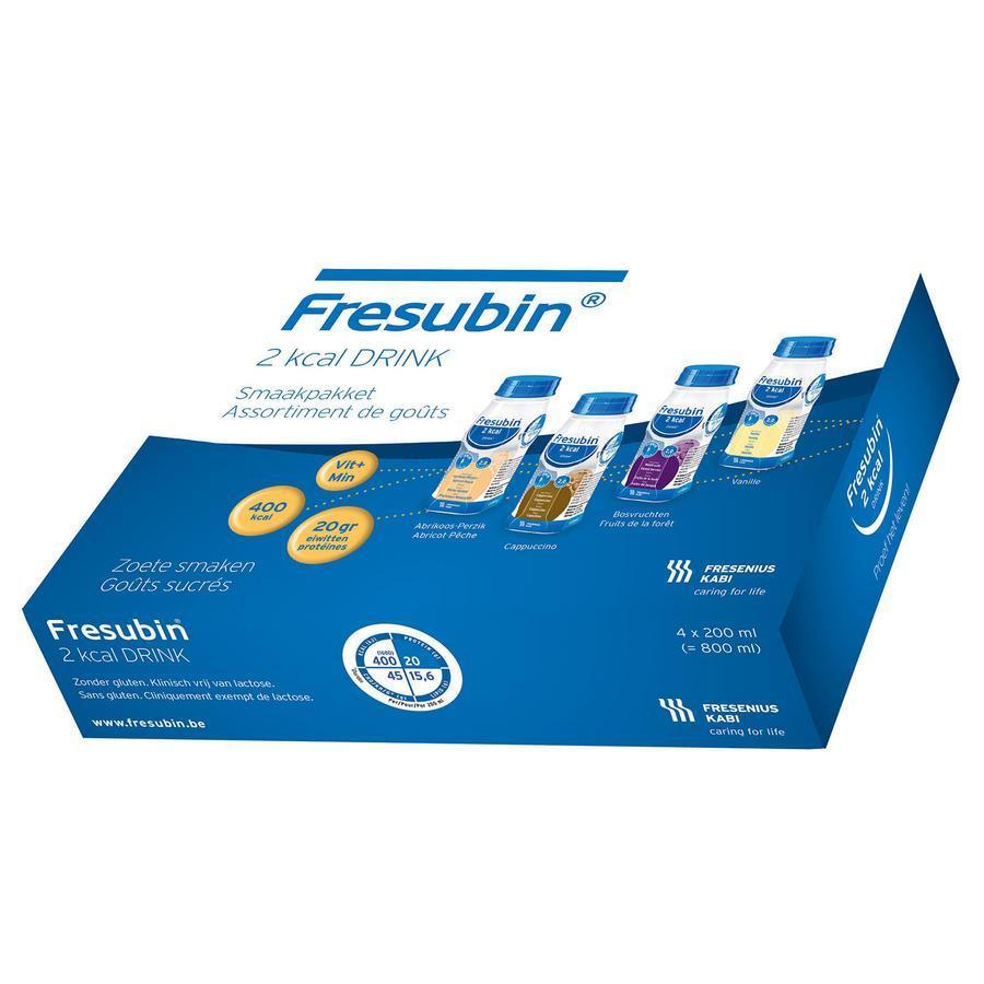 Image of Fresubin 2kcal assortiment de goûts