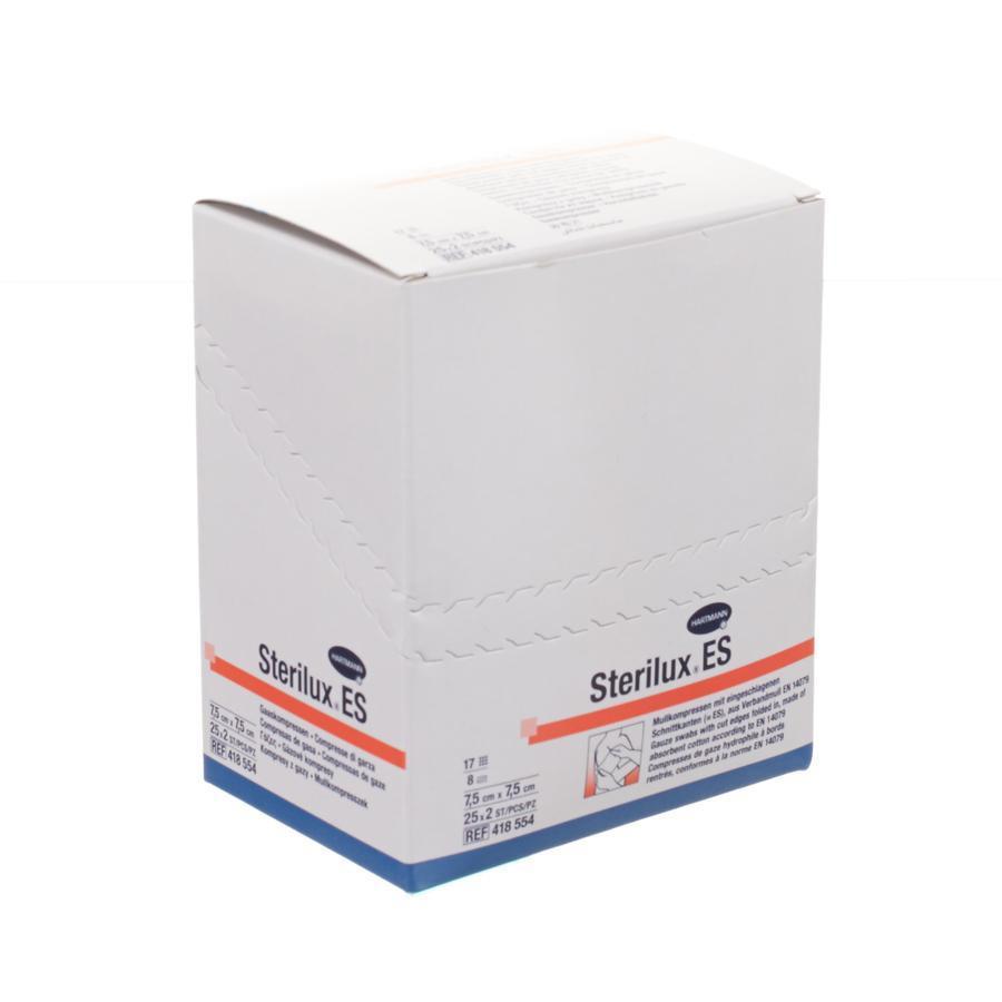 Image of Sterilux ES 3 kompressen 7,5x7,5cm