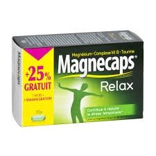 Image of Magnecaps Relax Promo