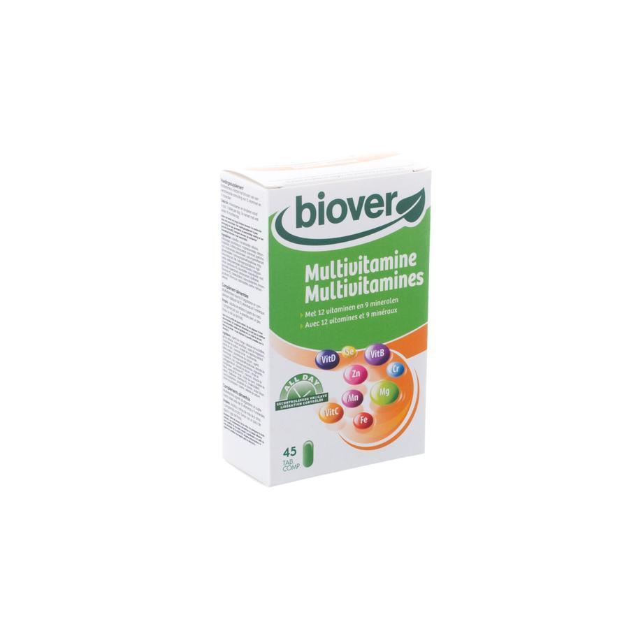 Biover Multivitamine