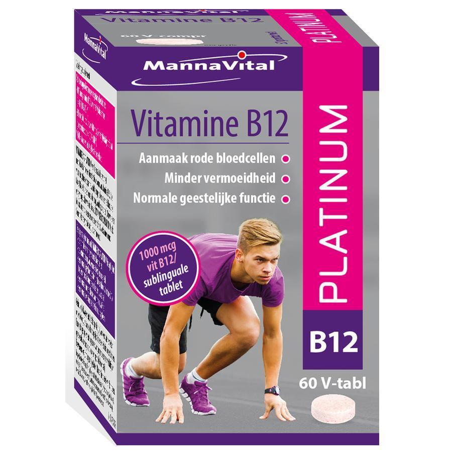 Mannavital Platinum Vitamine B12