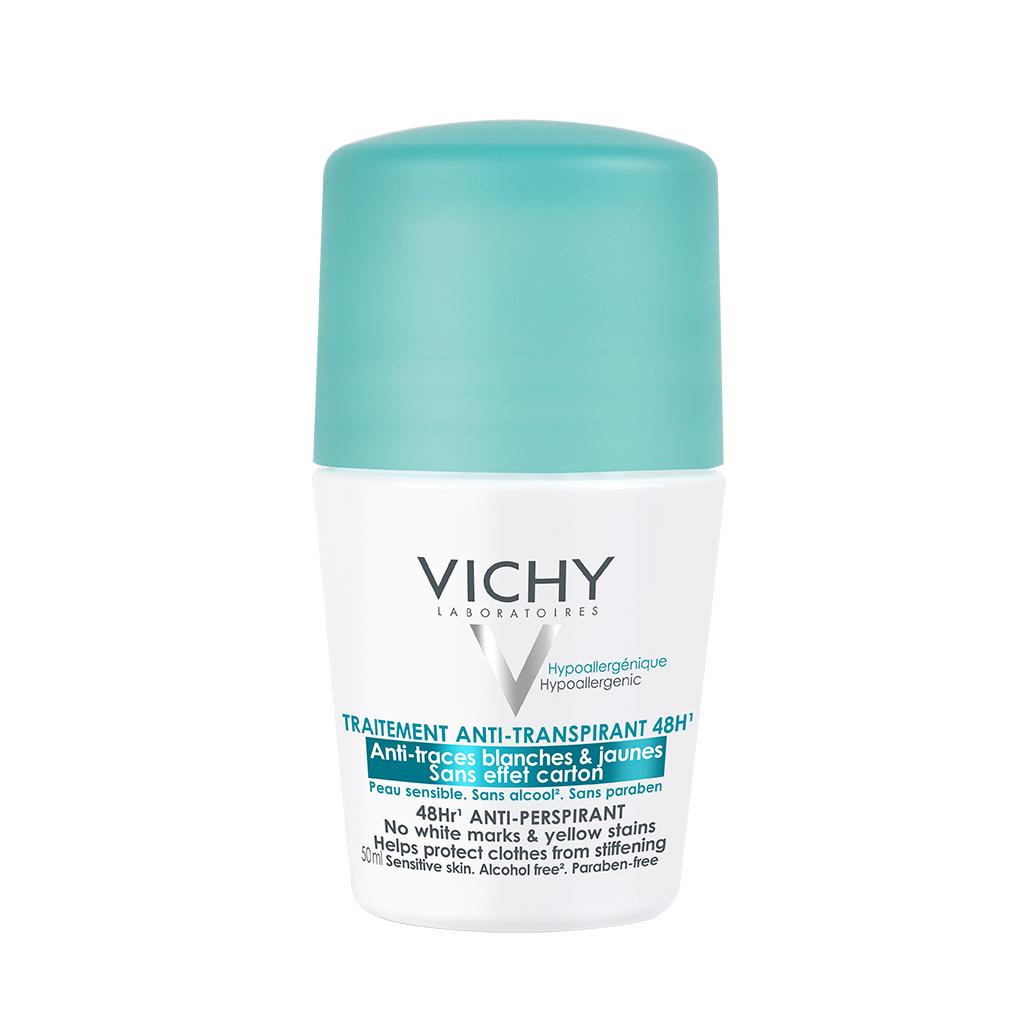 Vichy Anti-Transpiratie Verzorging 48u Anti Vlekken 50ml